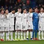 Jugadores del Real Madrid durante un encuentro. Foto: Youtube.com