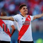 Julián Álvarez brilla ante Boca y pide a gritos jugar en Europa