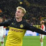 Julian Brandt, la revelación del nuevo fútbol