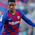 Junior Firpo rechaza ofertas y quiere seguir en el Barcelona. Foto: Culémania