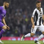 """La Juventus viene a por un futbolista del Real Madrid """"Foto: Mundo Deportivo"""""""
