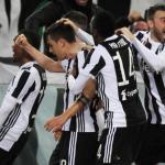 Juventus, celebrando un gol / twitter