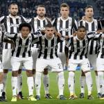 Alineación de la Juventus la temporada 17-18 / Live futbol