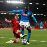Klopp quiere que Kalidou Koulibaly haga dupla con Virgil Van Dijk | FOTO: NÁPOLES