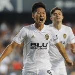 Los planes de futuro del Valencia con Kang In / Twitter