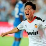 """Kang-in Lee para la Copa del Rey """"Foto: AS"""""""