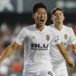 Kangin Lee y un problema sin solución en el Valencia