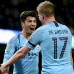 Brahim y De Bruyne (Manchester City)