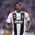 Kean, con la 'Vecchia Signora' (Juventus FC)