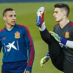 """Kepa ante la opción de fichar por el Valencia """"Foto: Marca"""""""