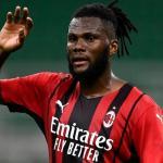 Kessié se aleja del AC Milán / Football365.com