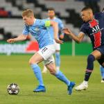 Kevin de Bruyne y el gol como primer cambio táctico