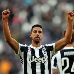 Khedira descarta su salida de la Juventus de Turín