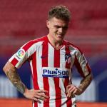 El Atlético rechaza la primera oferta del United por Trippier