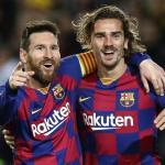 Koeman deja caer que Messi está por delante de la continuidad de Griezmann / FCBarcelonanoticias.com