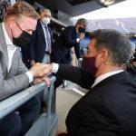 Las peticiones de Koeman a Laporta para el FC Barcelona. Foto: MD