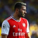 "El Arsenal cierra la salida de Sead Kolasinac ""Foto: Pain In The Arsenal"""