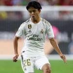 Kubo no contempla salir del Real Madrid / RealMadrid.com