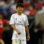 La Real Sociedad piensa en Takefusa Kubo como recambio de Ødegaard