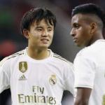 El plan final del Madrid con Rodrygo y Kubo / Twitter