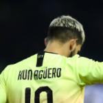 """""""Agüero reconoce que el gustaría volver a LaLiga. Foto: Getty Images"""""""