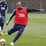 La amenaza de Arturo Vidal al Barcelona / FCBarcelona.es