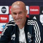 La continuidad de Zidane en el Real Madrid se tambalea / RealMadrid.com