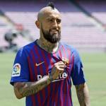 La firme postura del Barça con Arturo Vidal / FCBarcelona.es