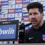 La gran mentira de Simeone en el mercado de fichajes del Atlético / Twitter