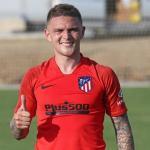 La implicación de Trippier con el Atlético / Eldesmarque