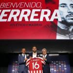 La incomprensible situación de Héctor Herrera / Atleticodemadrid.com
