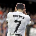 La mala situación de Guedes en el Valencia / Besoccer.com