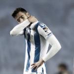 """""""La Real Sociedad no atina en casa. Foto: La Liga"""""""