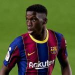 La situación de Ilaix Moriba en el Barcelona se complica muchísimo / Cadenaser.com