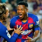 La vuelta de Neymar influiría en el futuro de Ansu Fati en el Barcelona / Depor.com