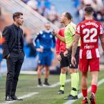 La falta de gol comienza a preocupar en el Wanda Metropolitano