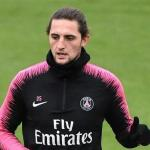 La Juventus está cerca de fichar a Adrien Rabiot / EFE.