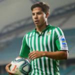 """Una nueva opción de salida del Real Betis para Diego Lainez """"Foto: Goal.com"""""""