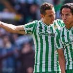 La pesadilla sin fin de Diego Lainez en el Real Betis
