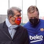 Javi Galán, la opción 'low cost' de Laporta para el lateral izquierdo del Barcelona. Foto: FC Barcelona