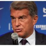 """Laporta habla sobre los """"tres o cuatro fichajes más"""" del Barça - Foto: Marca"""