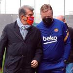 El oscuro presente y futuro del Barcelona