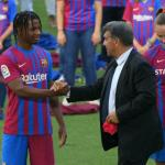 Laporta prefirió a Ansu Fati por encima de Leo Messi