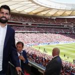 Las dudas del Atlético de Madrid con el futuro de Diego Costa / Twitter