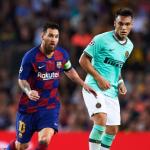"""En Argentina hablan del fichaje """"inminente"""" de Lautaro Martínez por el Barcelona """"Foto: FCB Noticias"""""""