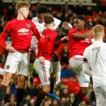 """El Leeds United quiere llevarse a una joven promesa del Manchester United """"Foto: LAFC"""""""