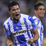 """El Lega podría perder a otro de sus delanteros """"Foto: Marca"""""""