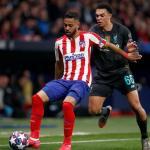 Lemar tiene sus días contados en el Atlético