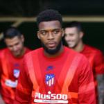 """""""El problema que tiene el Atlético de Madrid con Lemar. Foto: Getty Images"""""""