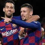 Lenglet es incuestionable en el Barcelona / okdiario.com